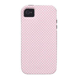Señora rosada colección iPhone 4 carcasa
