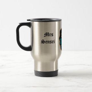 Señora Sensei Training Mug Taza Térmica