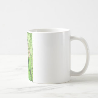 Señora severa taza clásica