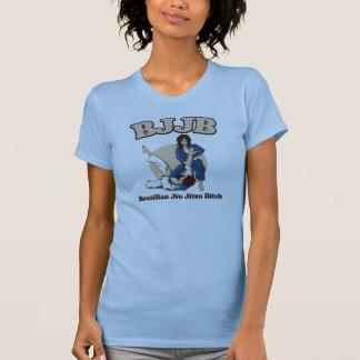 Señora Shirt de BJJ Camisas