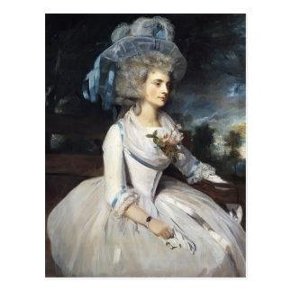 Señora Skipwith de Joshua Reynolds Postales