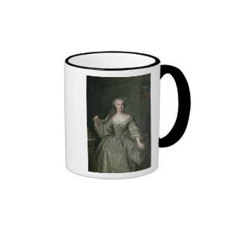 Señora Sophie de Francia como Virgen de vestal Taza De Dos Colores