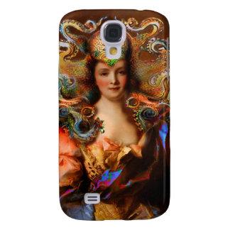 Señora Squid Funda Para Galaxy S4