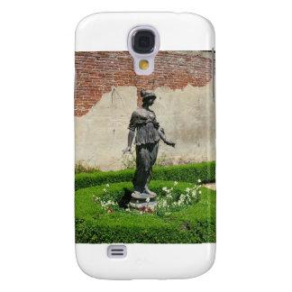 Señora Statue Funda Para Galaxy S4