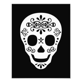 Señora Sugar Skull por las pimientas de Leslie Cojinete