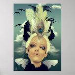 Señora Swallow Impresiones