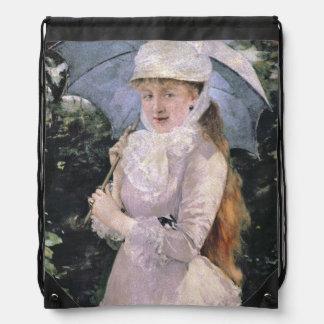 Señora Valtesse de la Bigne, 1889 Mochilas