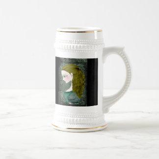 Señora Victorian Stein Tall Mug Jarra De Cerveza