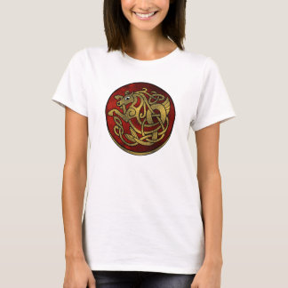 Señora Viking Shirt Playera