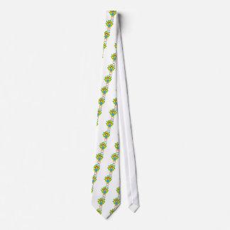 Señora y dinero felices corbata personalizada