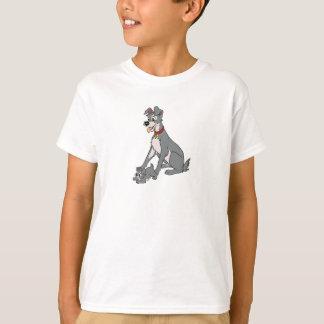 Señora y el vagabundo Disney Playera