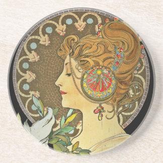 Señora y pluma parisienses 1899