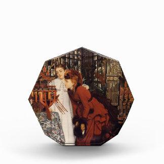 Señoras de James Tissot- que miran objetos japones