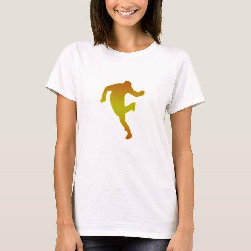 Señoras de la camiseta de Jumstyle