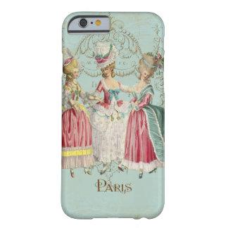 Señoras de Marie Antonieta en esperar Funda Barely There iPhone 6
