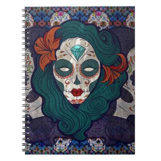 Señoras de Muerto Note Book
