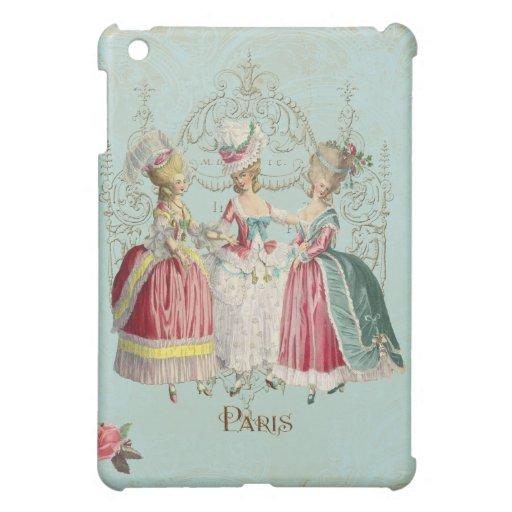 Señoras de París del francés de Marie Antonieta