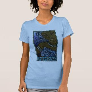 Señoras de Yemaya cabidas camisetas sin mangas