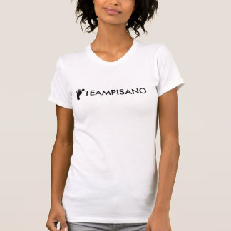 Señoras del EQUIPO PISANO Camisetas