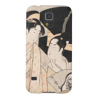 Señoras del japonés de Kitagawa Utamaro del vended