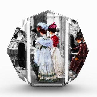 señoras del victorian del vintage