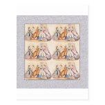 señoras del victorian postal