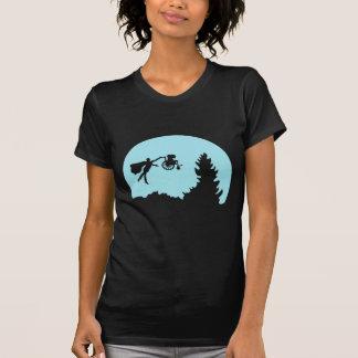 Señoras extraterrestres T Camisetas