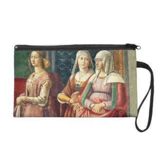 Señoras florentinas, del nacimiento de St. John
