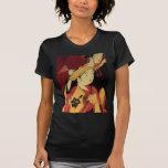 Señoras orientales camiseta
