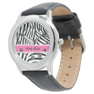 Señoras personalizadas diseñador moderno de la reloj