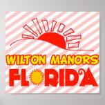 Señoríos de Wilton, la Florida Poster