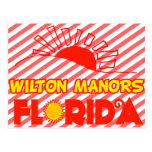 Señoríos de Wilton, la Florida Tarjetas Postales