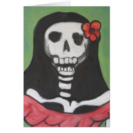 Senorita Card