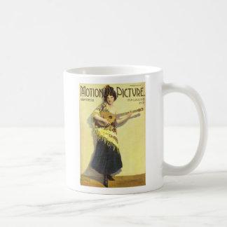 Senorita español taza de Madge Kennedy
