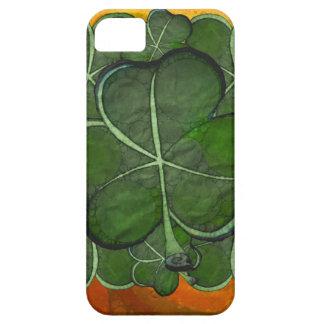 ¿Sensación afortunado? Funda Para iPhone 5 Barely There