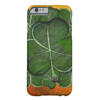 ¿Sensación afortunado? Funda Para iPhone 6 Barely There