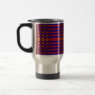 Sensación brillante taza