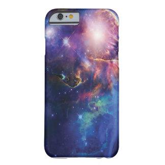 sensación cósmica asombrosa funda de iPhone 6 barely there