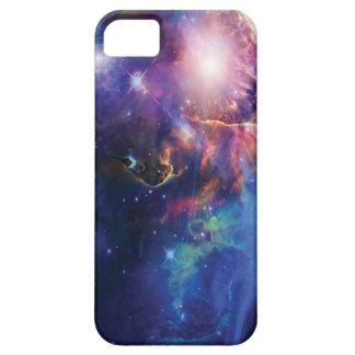 sensación cósmica asombrosa iPhone 5 protectores