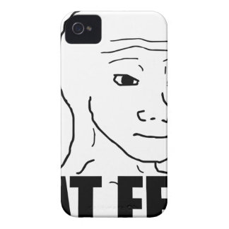 Sensación de Dat iPhone 4 Case-Mate Protector