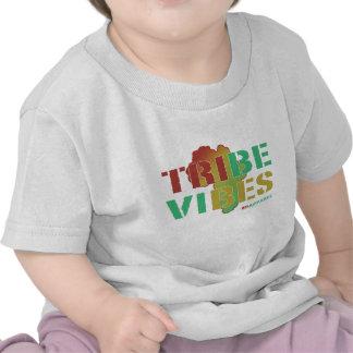 Sensación de la tribu camisetas