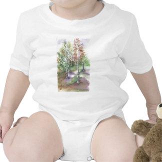 sensación del otoño traje de bebé