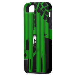 SENSACIÓN. FOREST GREEN. EVO iPhone 5 CARCASA