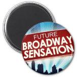 Sensación futura de Broadway Iman