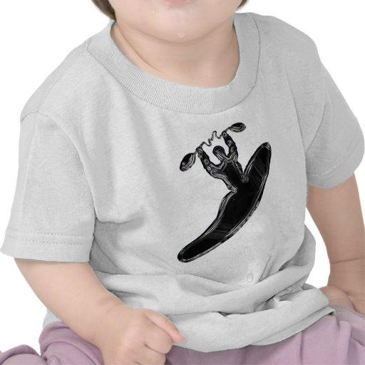 Sensación KayakIng Camiseta