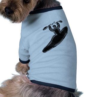 Sensación KayakIng Camiseta De Mascota