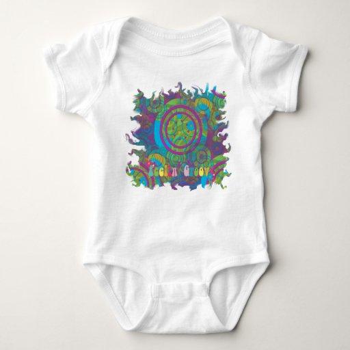 Sensación maravilloso body para bebé