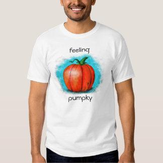 sensación pumpky playeras