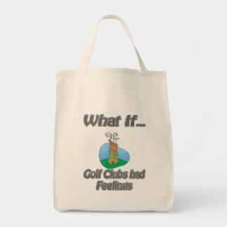 sensaciones del club de golf bolsas
