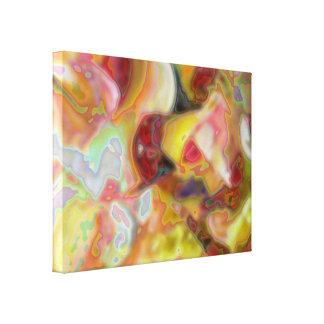 Sensaciones del color impresiones en lona